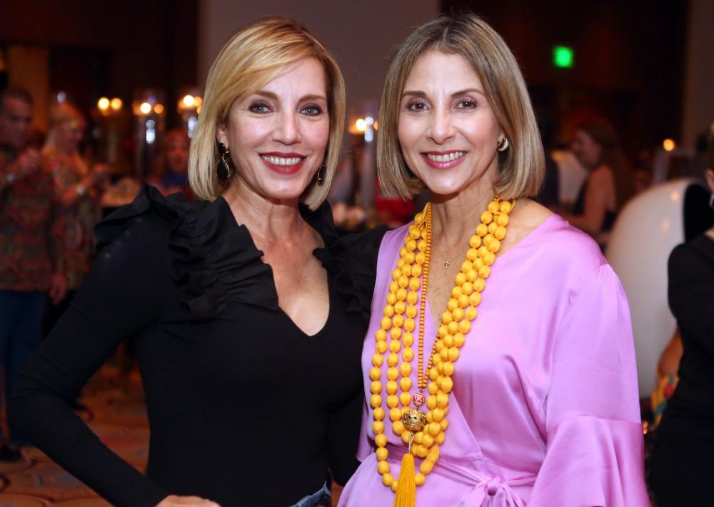 Jocelyn Lamas y Mirty Dubón. (Foto: José R. Pérez Centeno)