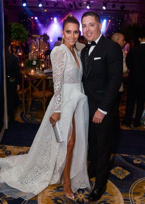 Julia Yarelis Santiago y Rafael Rivera.