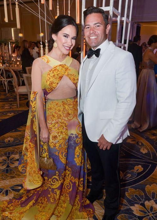 Sandrysabel Ortiz y Miguel Vázquez.
