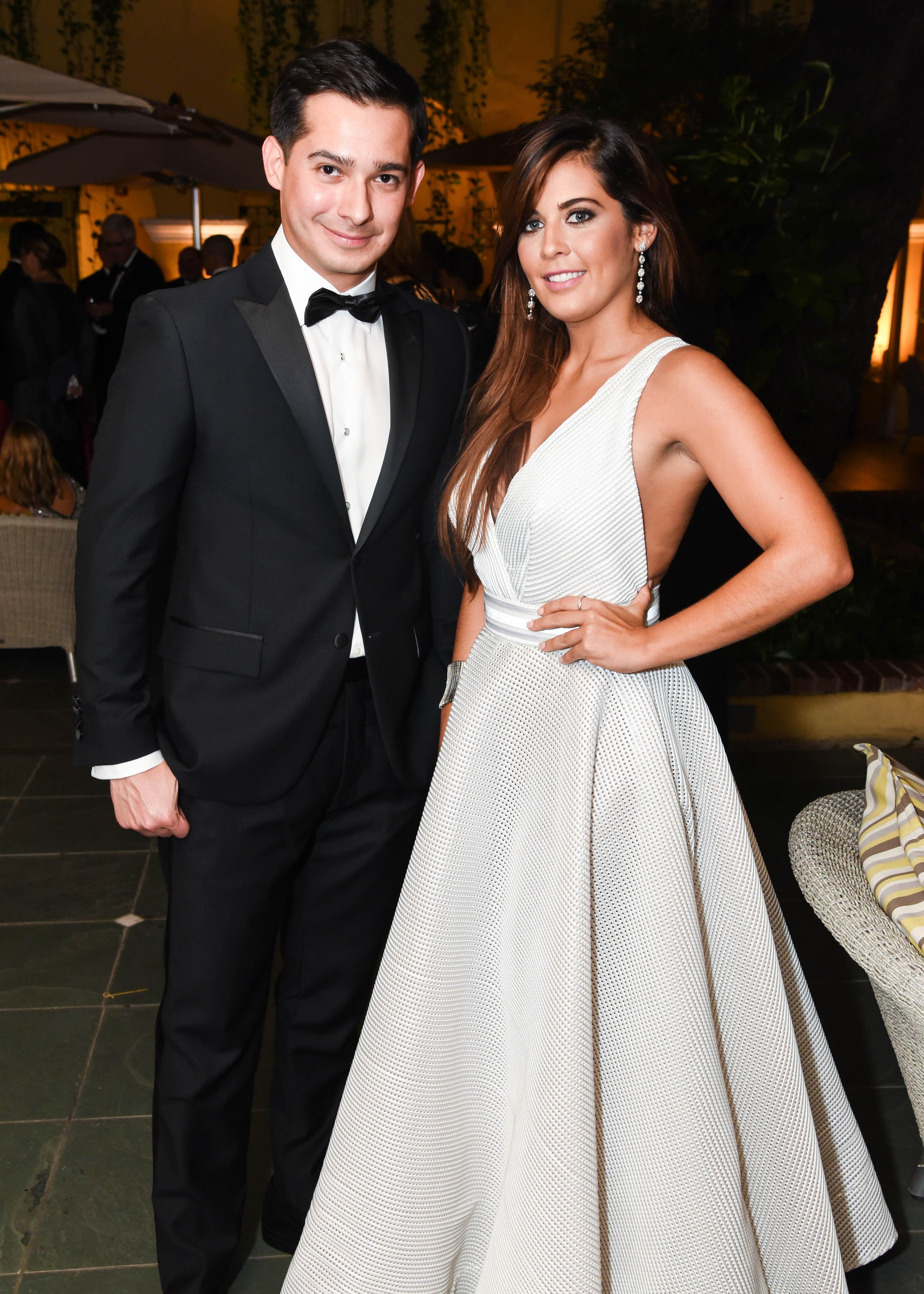 Rolando Padua y Jennifer Hernández. (Enid M. Salgado Mercado)