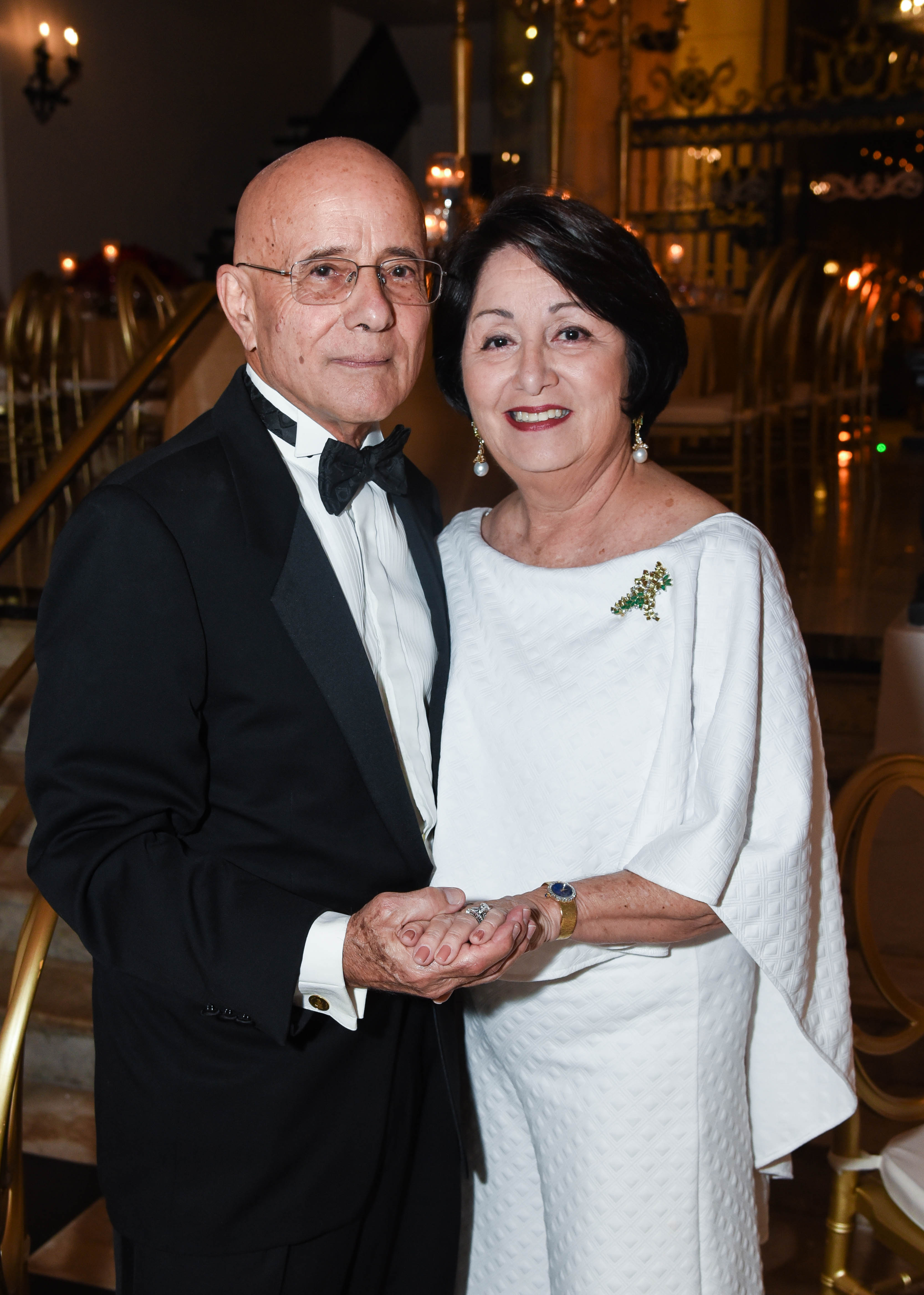 Ricardo y Leticia González. (Enid M. Salgado Mercado)