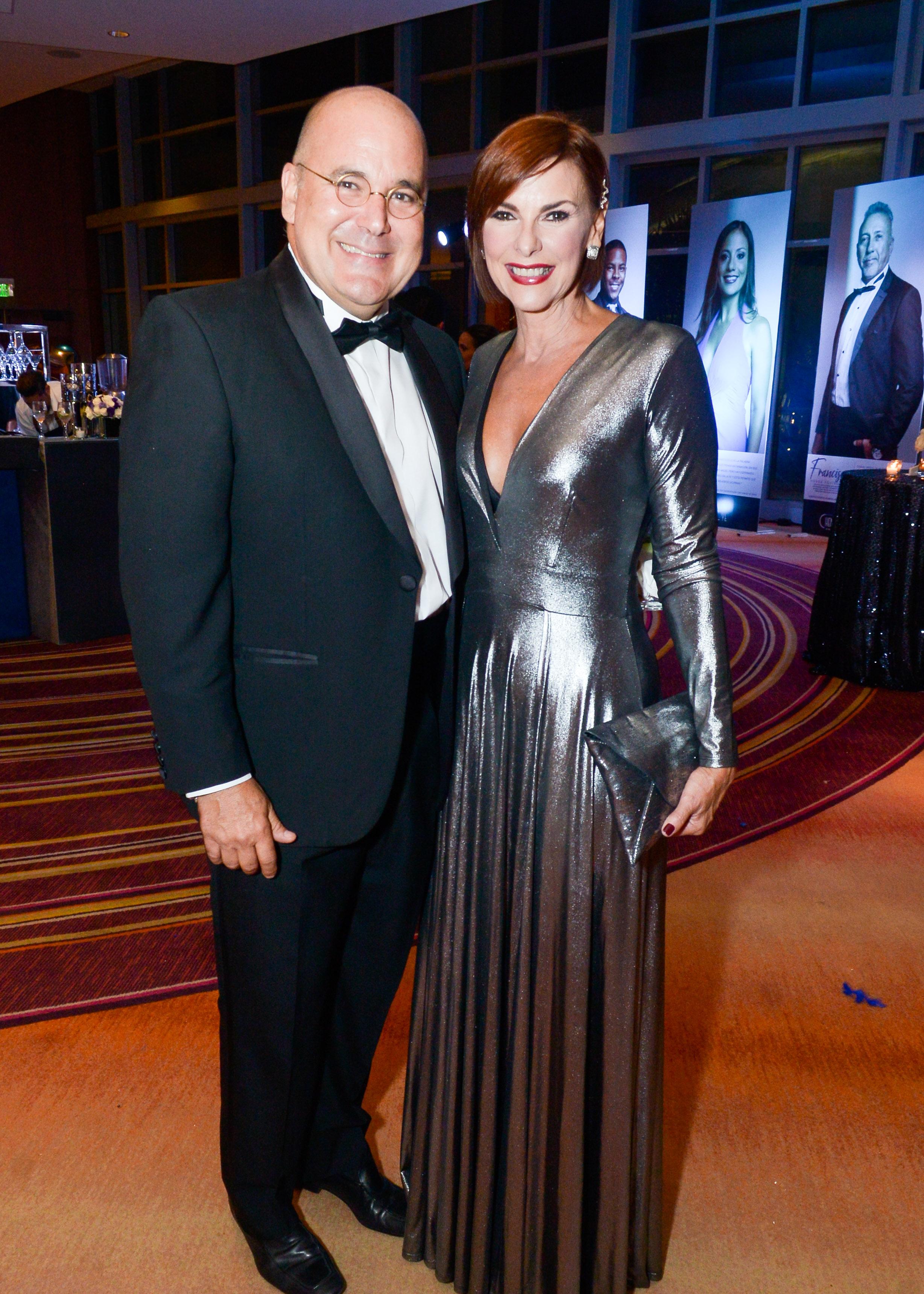 Roberto Cacho e Ileana Cambó. (Enid M. Salgado-Mercado)