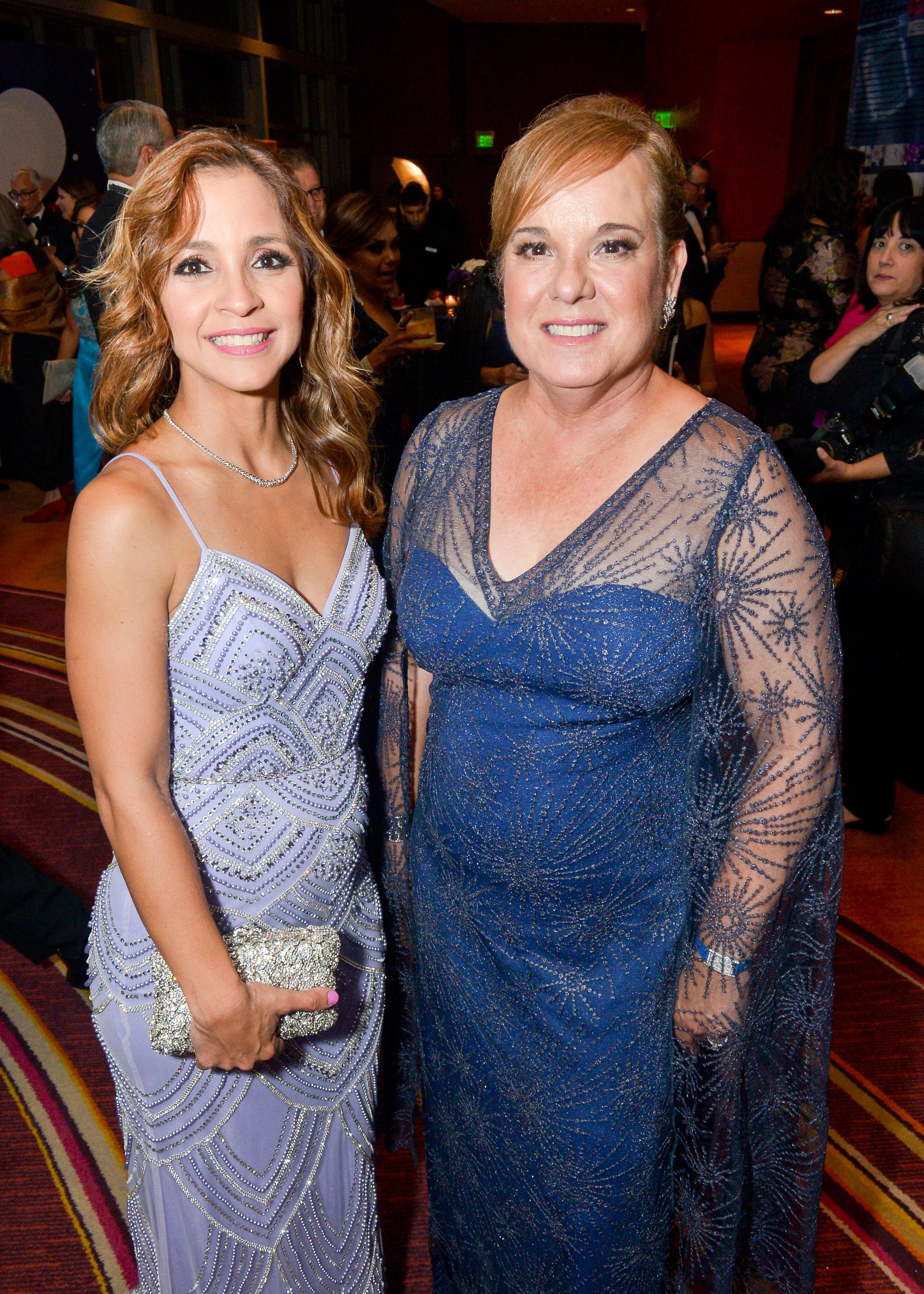 Marla Torres y Nani Cristy. (Enid M. Salgado-Mercado)