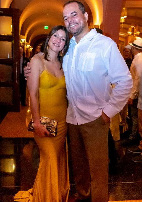 Marisol Vázquez y Luis Ramos. (Ricky Reyes/ Especial para Magacín)