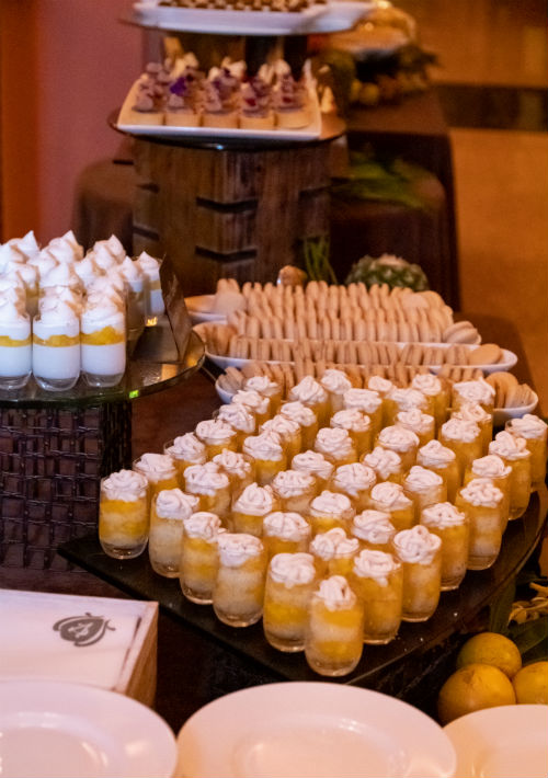 El chef del Condado Vanderbilt, Juan José Cuevas tuvo a su cargo la parte gastronómica de la actividad, desarrollando el concepto Farm to Table. (Ricky Reyes/ Especial para Magacín)
