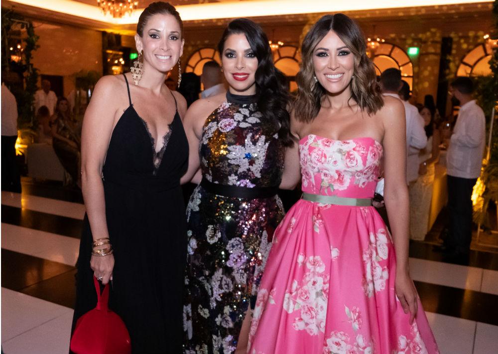 Betty Martínez, Viviana Mercado y Rosalina Torres. (Ricky Reyes/ Especial para Magacín)