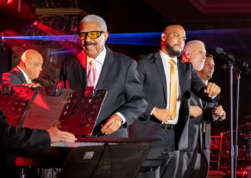 La oferta musical incluyó la participación del Gran Combo de Puerto Rico. (Ricky Reyes/ Especial para Magacín)
