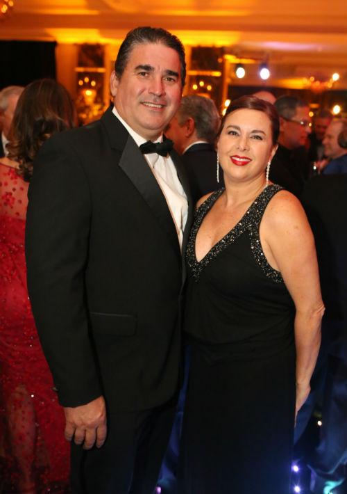 Rafael Casanovas y Sandra Mata. (Foto: José Rafael Pérez Centeno)