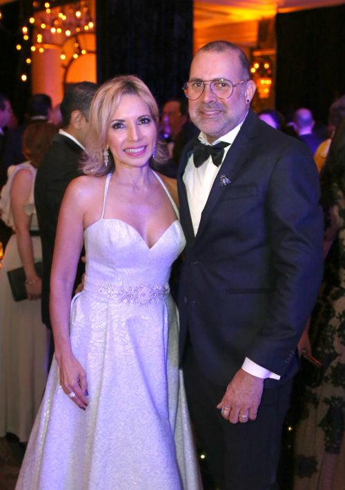 Olga Rivera y David Antonio. (Foto: José Rafael Pérez Centeno)