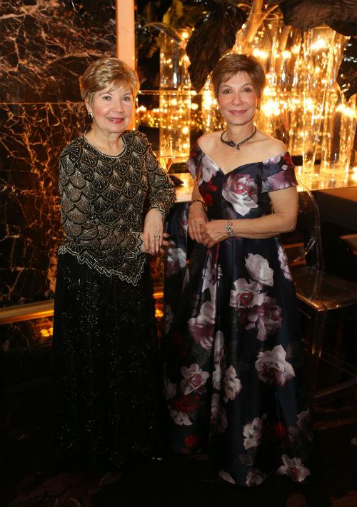 Mildred y Heidie Calero. (Foto: José Rafael Pérez Centeno)