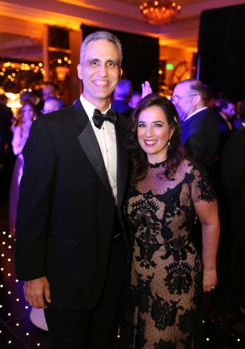 Andrés López y Camelia Garrido. (Foto: José Rafael Pérez Centeno)