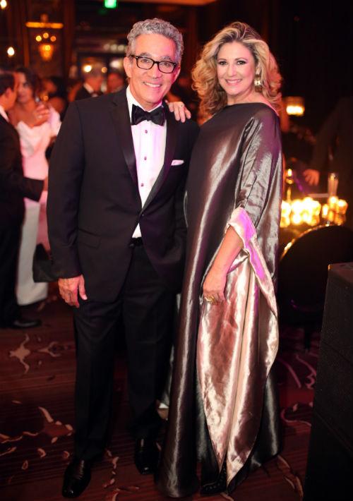 Braulio Castillo y Patricia de la Torre. (Foto: José Rafael Pérez Centeno)