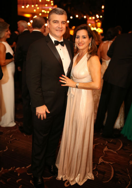David Rive y Maritza Vales. (Foto: José Rafael Pérez Centeno)