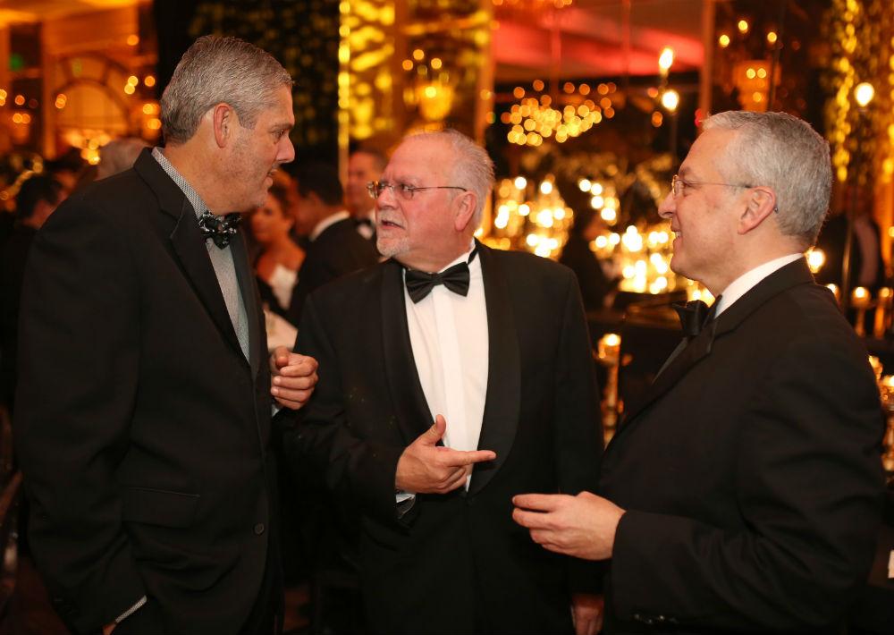 Carlos Rodríguez, Michel Figarella y Carlos López López. (Foto: José Rafael Pérez Centeno)