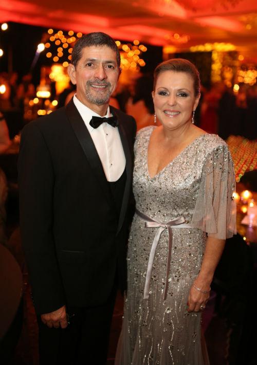 Rafael Pérez y Mivia Santiago. (Foto: José Rafael Pérez Centeno)