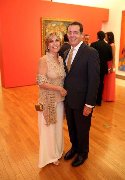 Eva y Danilo Ondina. (Foto: José R. Pérez Centeno)