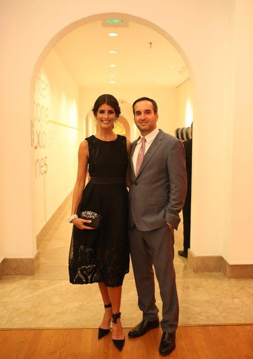 Viviana Busquets y Alberto Carrero. (Foto: José R. Pérez Centeno)
