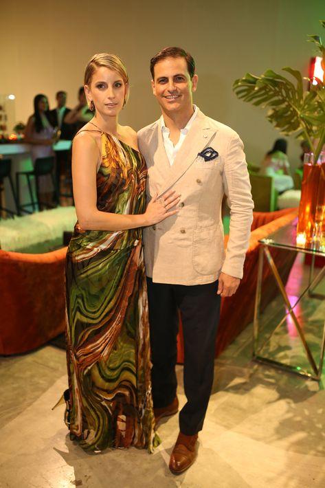 Angélica Medina y Alejandro Uriarte. (Foto: José R. Pérez Centeno)