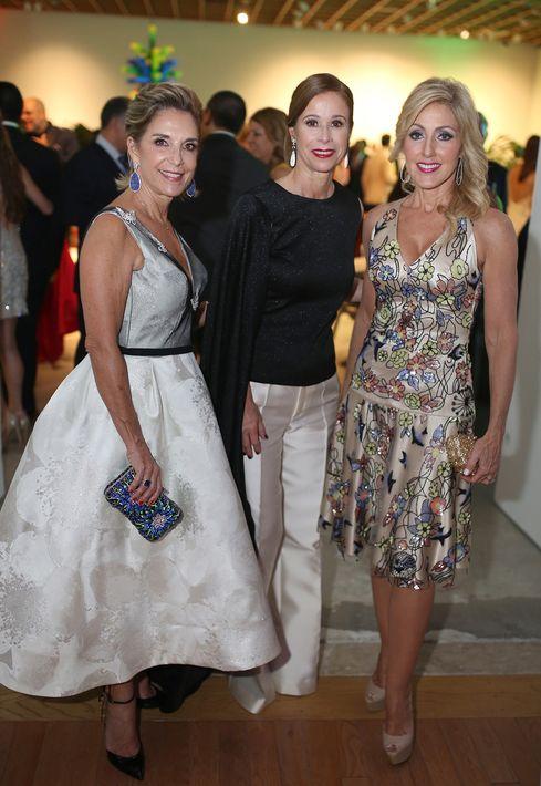Lici Suárez, Tere Suárez y Ana Leonard. (Foto: José R. Pérez Centeno)