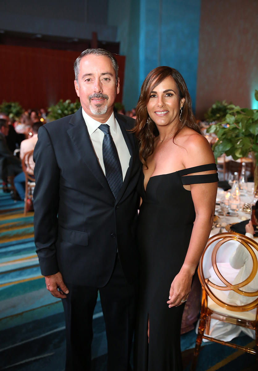 José Soto y Yaritza Ramos. (José Rafael Pérez Centeno)