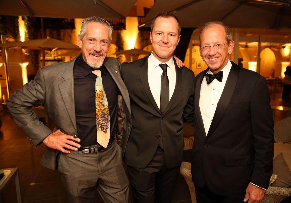David Cimino y Pierre-Alex Maillard.Foto José R. Pérez Centeno