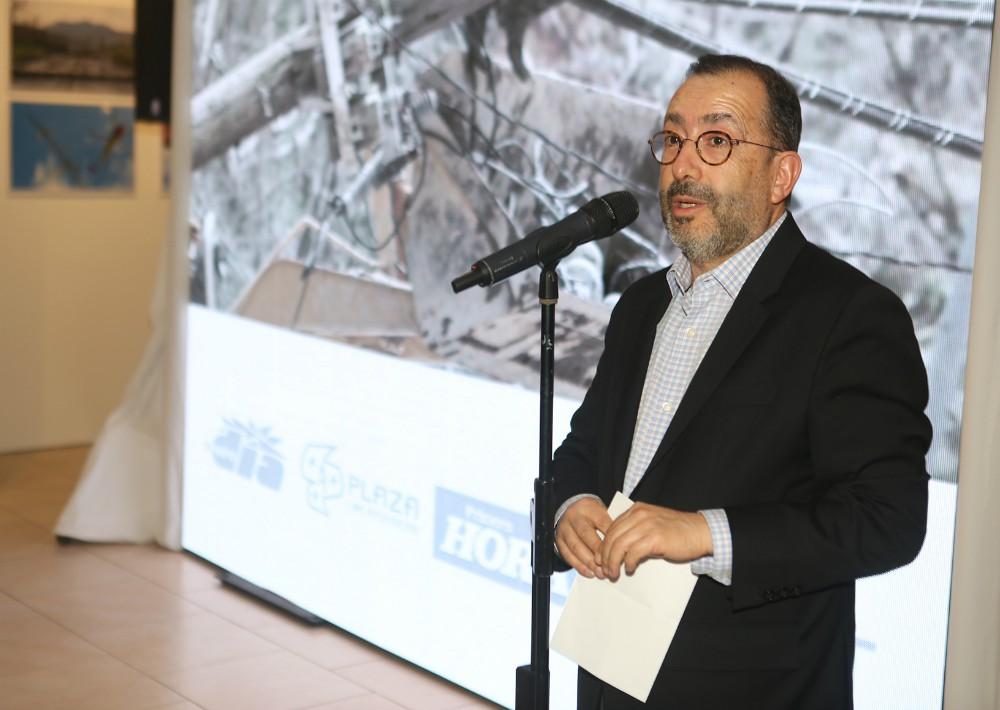 Jorge Cabezas Villalobos. (Foto: José R. Pérez Centeno)