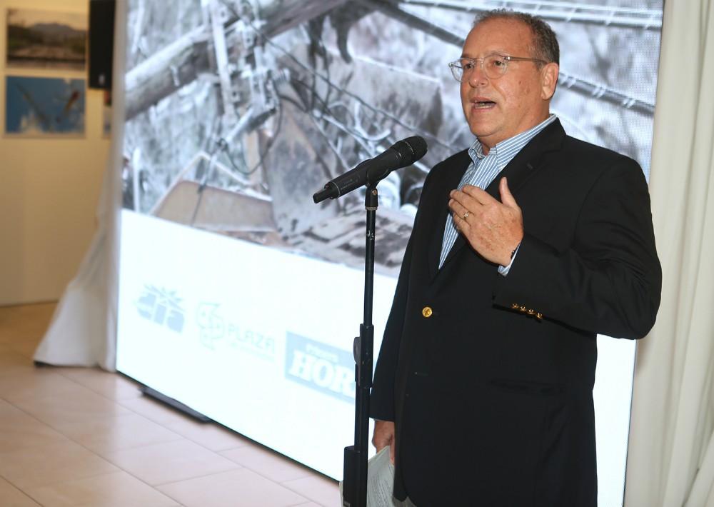 Juan Mario Álvarez. (Foto: José R. Pérez Centeno)