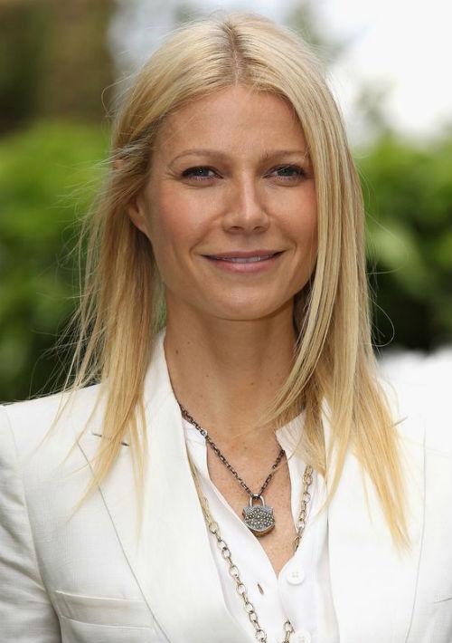 """Gwyneth Paltrow """"Era una niña, y había firmado contrato, estaba petrificada"""" (En entrevista con The New York Times) Foto: Archivo"""