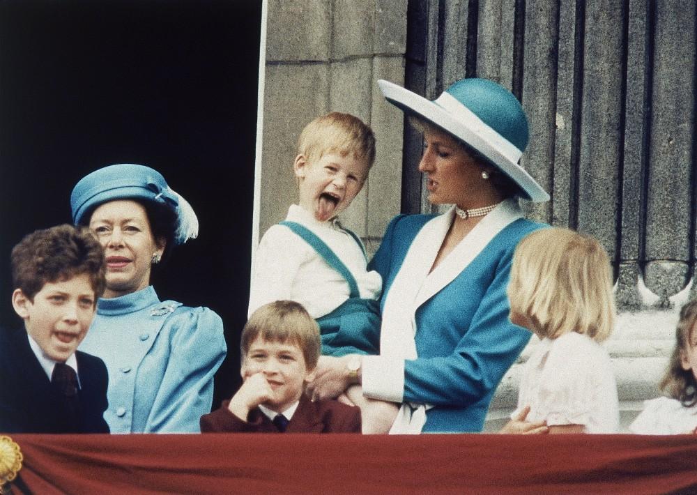 Sexto en la sucesión al trono. El príncipe Harry nació el 15 de septiembre de 1984. Es el segundo de los hijos de Carlos de Inglaterra y Lady Diana. (Foto: Archivo)