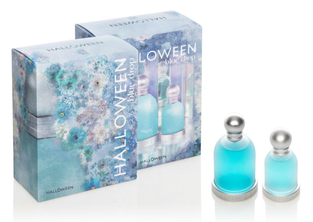 Halloween Blue Drop es una fragancia dirigida a una mujer que cuenta con notas aromáticas de manzana verde, lavanda, flores con jazmín, violeta y flores blancas. (Foto: Suministrada)