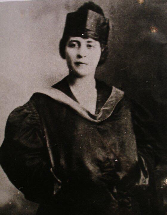 Herminia Tormes García (1891-1964): primera abogada y jueza de Puerto Rico. (Archivo)