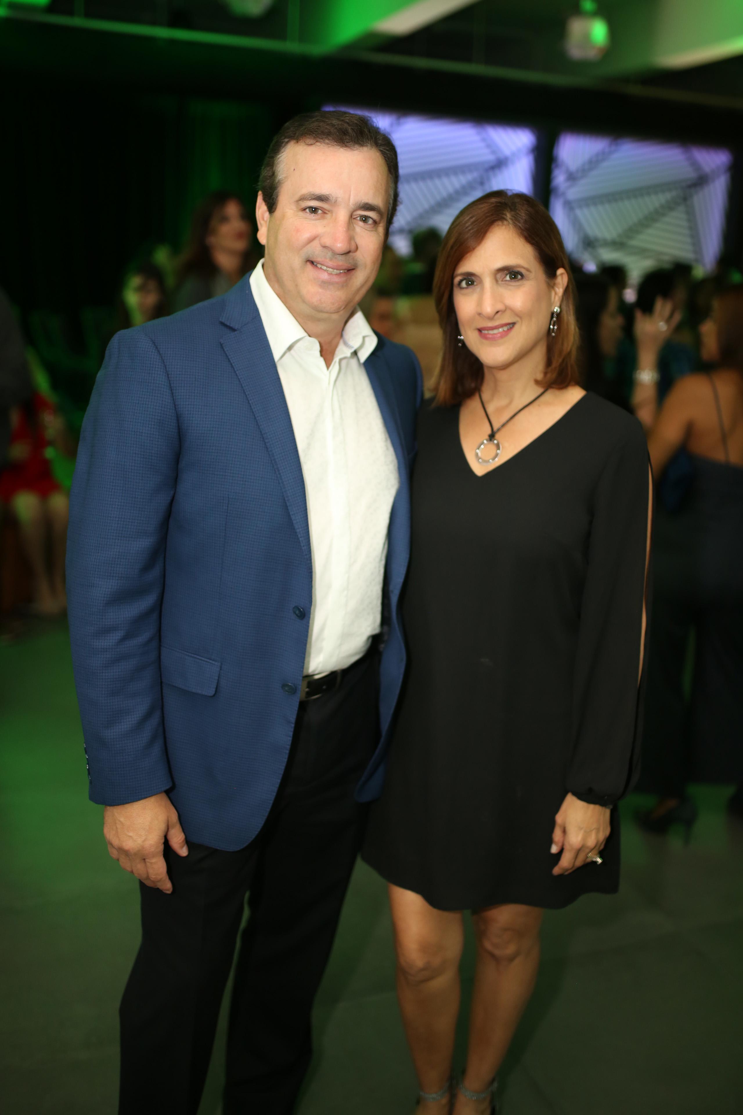 Félix y Lizzi Caratini. Foto José R. Pérez Centeno.