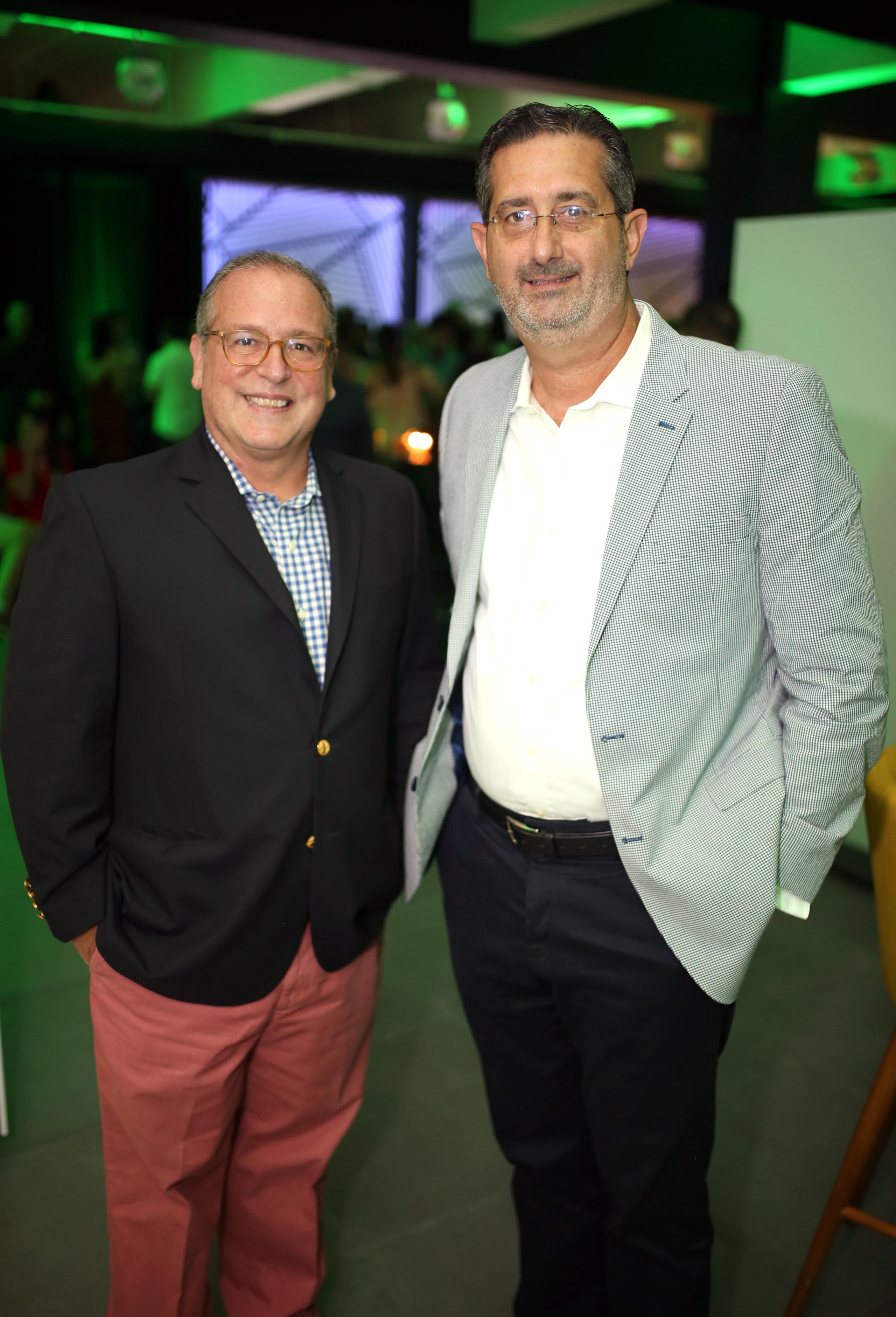 Juan Mario Álvarez y Jose Ordeix. Foto José R. Pérez Centeno.