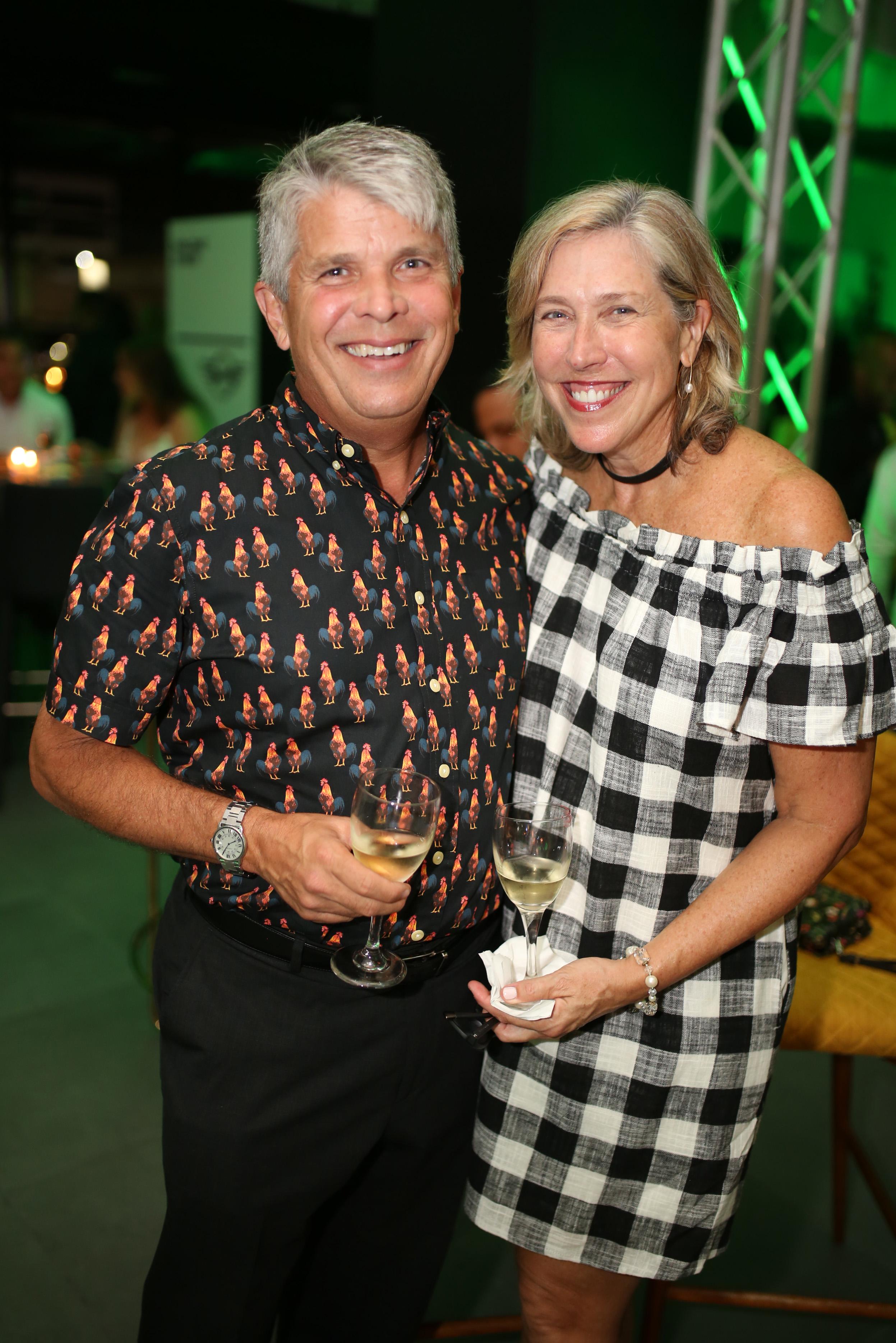 David y Norma Romeu. Foto José R. Pérez Centeno.