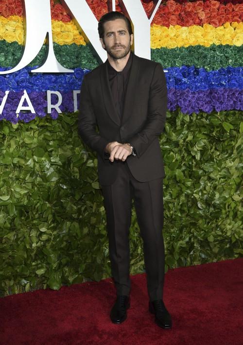 Jake Gyllenhaal. (AP)
