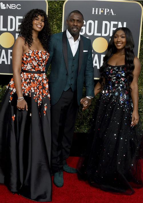 Idris Elba (Foto:AP)
