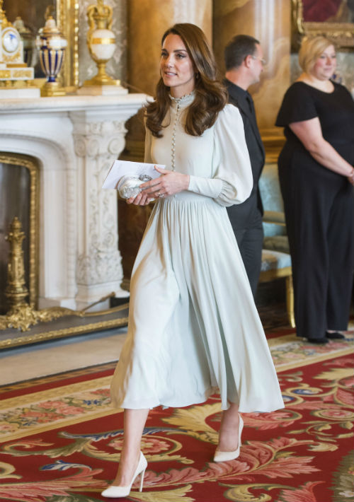 La duquesa de Cambridge, Kate Middleton. (AP)