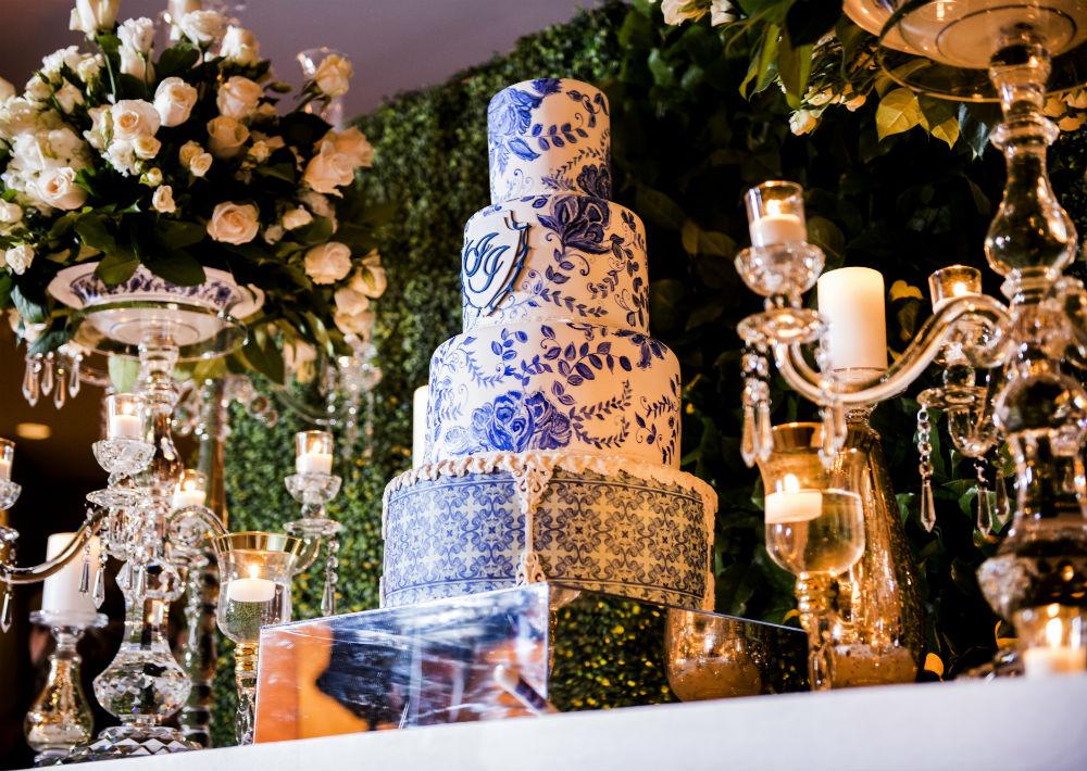 Decoración: GS Coordination And Special Events; Diseño floral: Oscar Bonet, Omar Torres Luciano, Ángel y Eliezer Torres. (Suministrada)