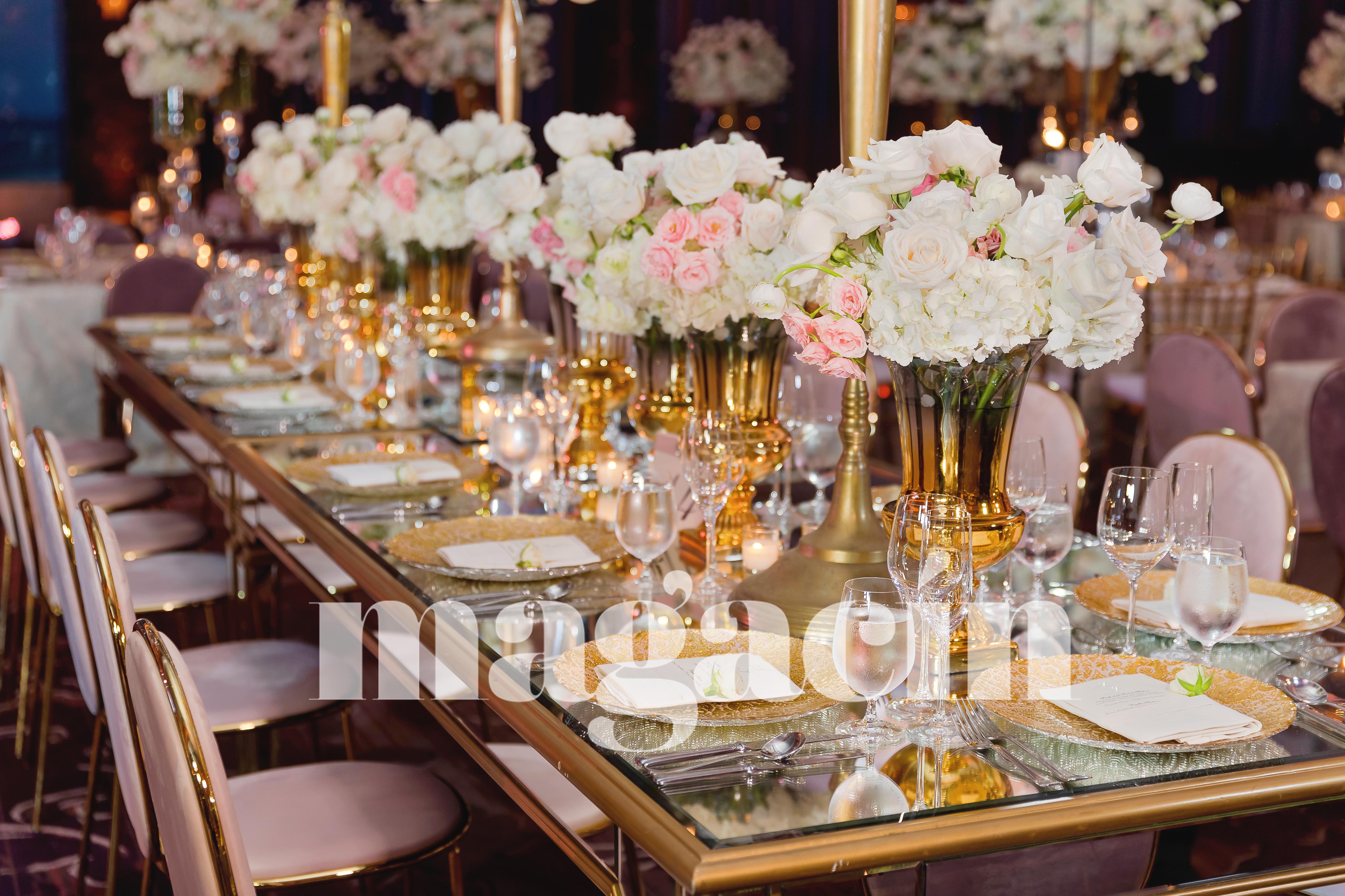"""La decoración estuvo a cargo de Akua, y la mueblería de """"The Lounge"""". (Suministrada/ Claudette Montero)"""