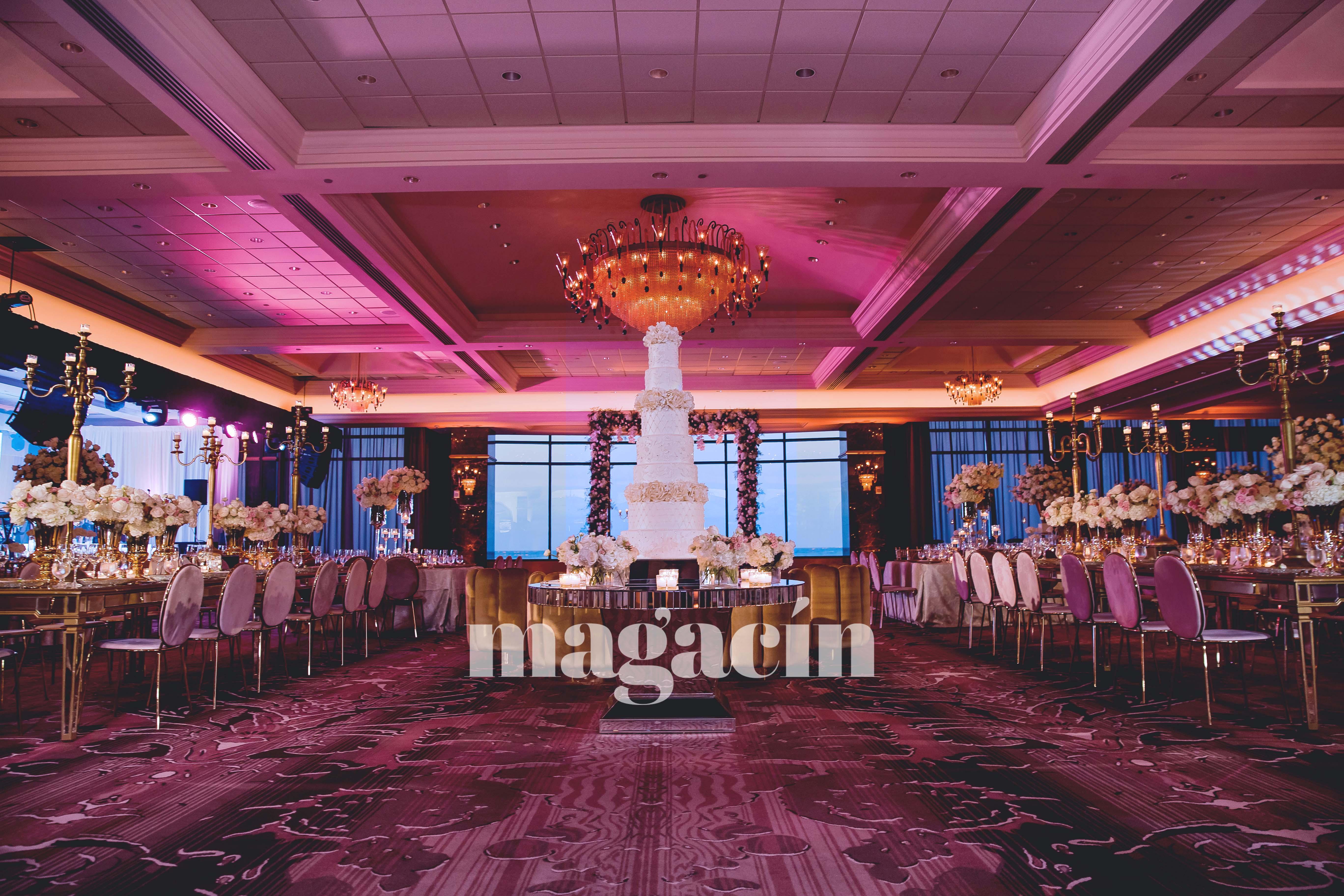 La coordinación de la boda estuvo en manos de Yaska Crespo. (Suministrada/ Claudette Montero)