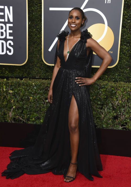 Issa Rae (Photo by Jordan Strauss/Invision/AP)