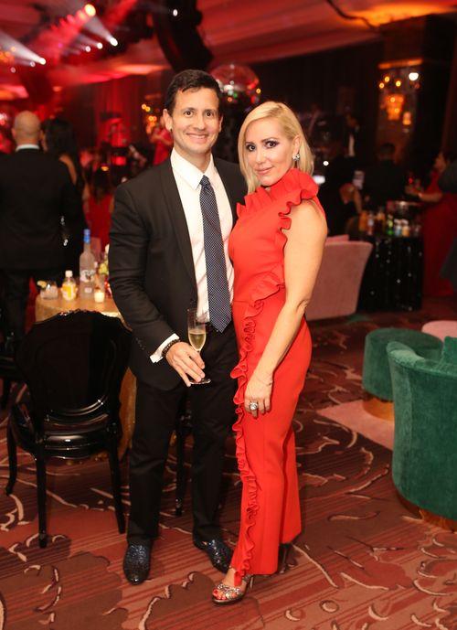 Jaime Jackson y Juliette Rivera. Foto: José R. Pérez Centeno