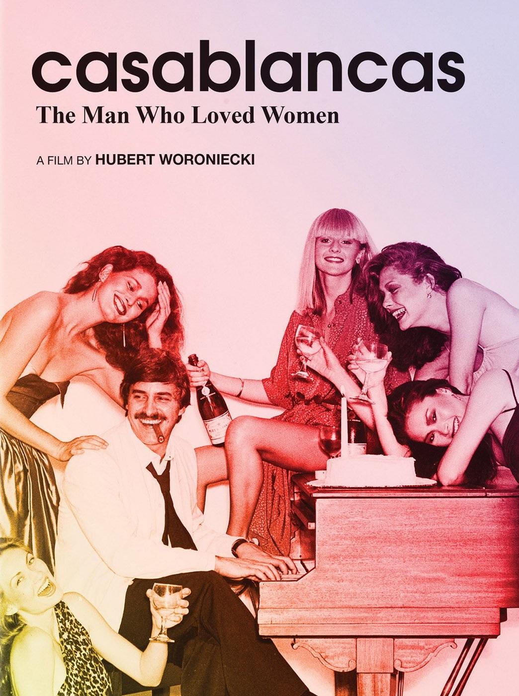 """Casablancas: The Man Who Loved Women - John Casablancas fue el fundador de la agencia Elite Model Management y quien llevó a la popularidad el concepto de """"supermodelo"""" que impactó la industria de la moda en los años 90. Entre los nombres más conocidos de las egresadas de Elite se encuentran Cindy Crawford, Naomi Campbell, Linda Evangelista, Gisele Bundchen y Stephanie Seymour. (Suministrada)"""