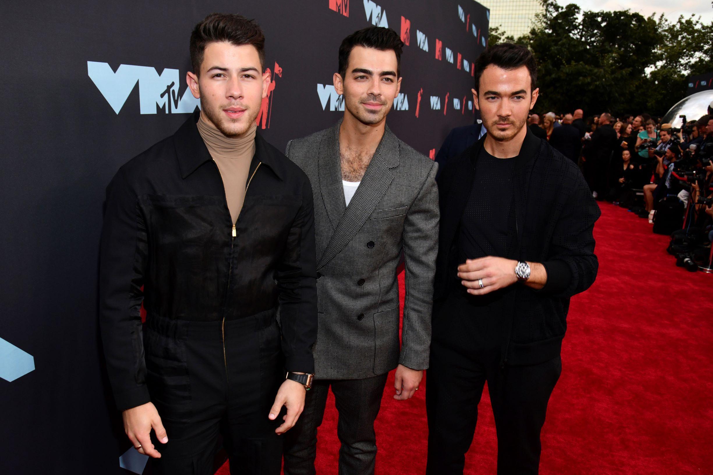 Jonas Brothers (AP)