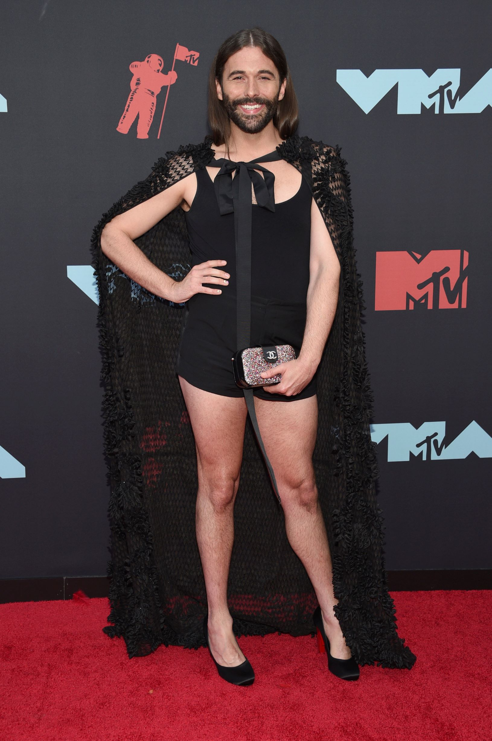 "El estilista Jonathan Van Ness  quien participa de la serie ""Queer Eye"" de Netflix (AP)"