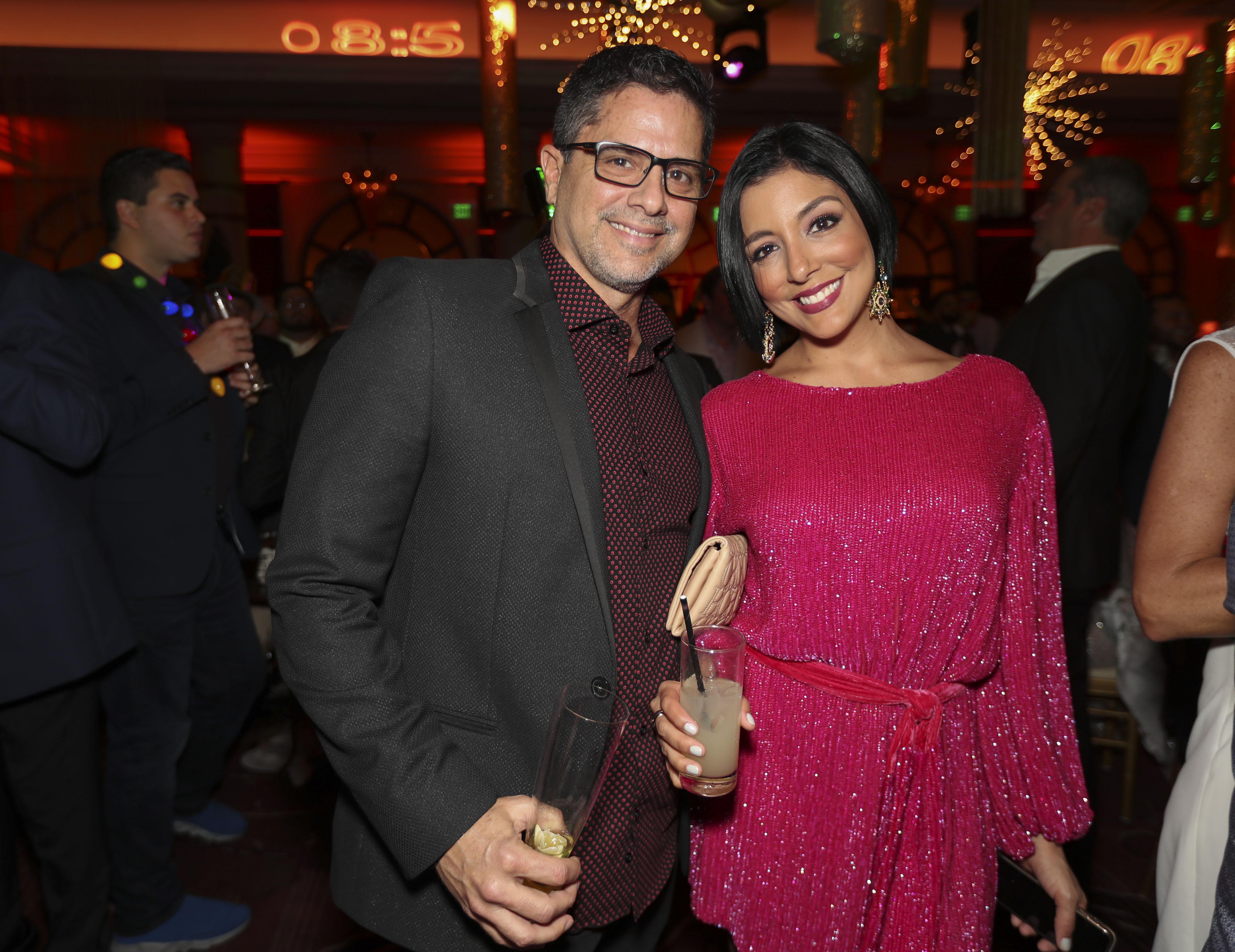 José Díaz y Yadira Rivera. (Suministrada)