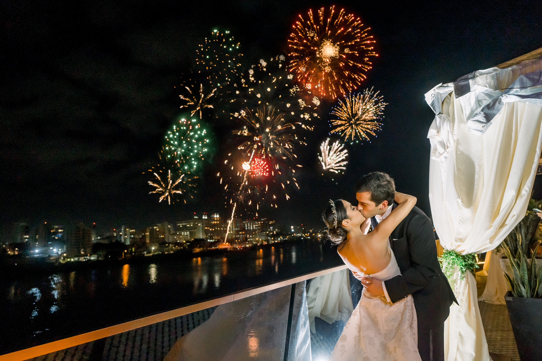 Fuegos artificiales: Puerto Rico Fireworks (Foto: José Ruiz Photography)