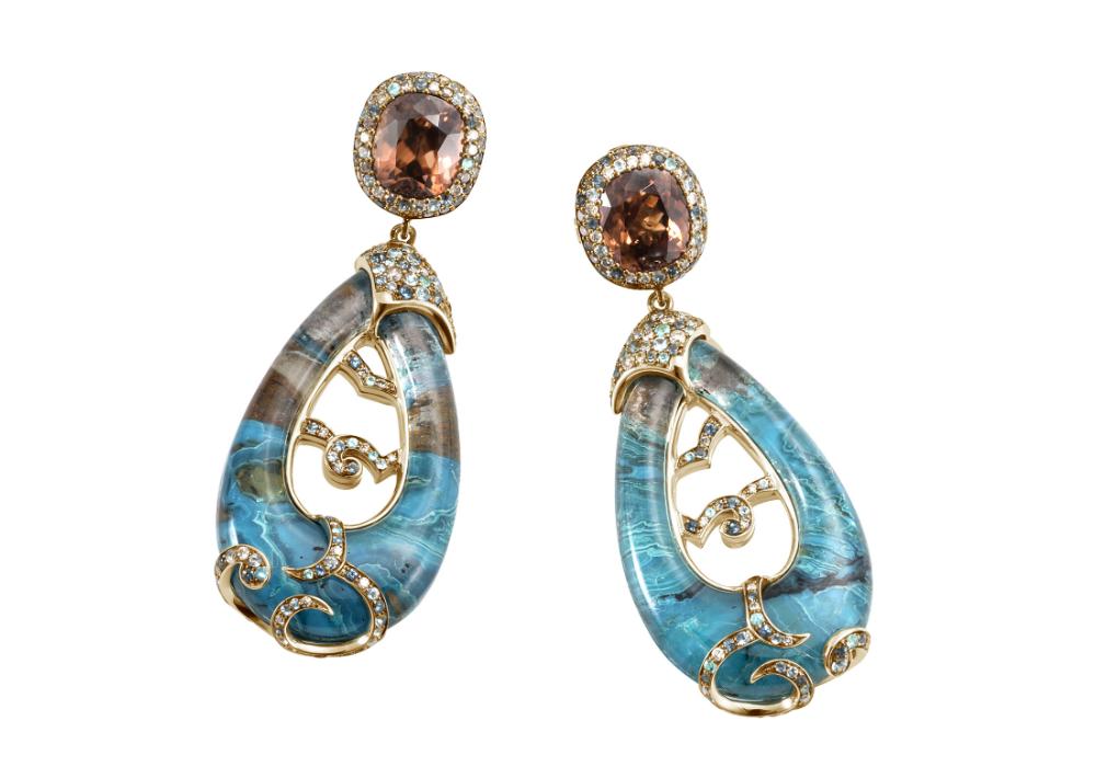 Pantallas de Reinhold Jewelers. (Foto: Suministrada)