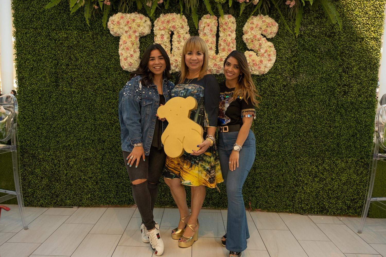 Joyce Lugo, Grisel Rosado y Grace Lugo Suministrada