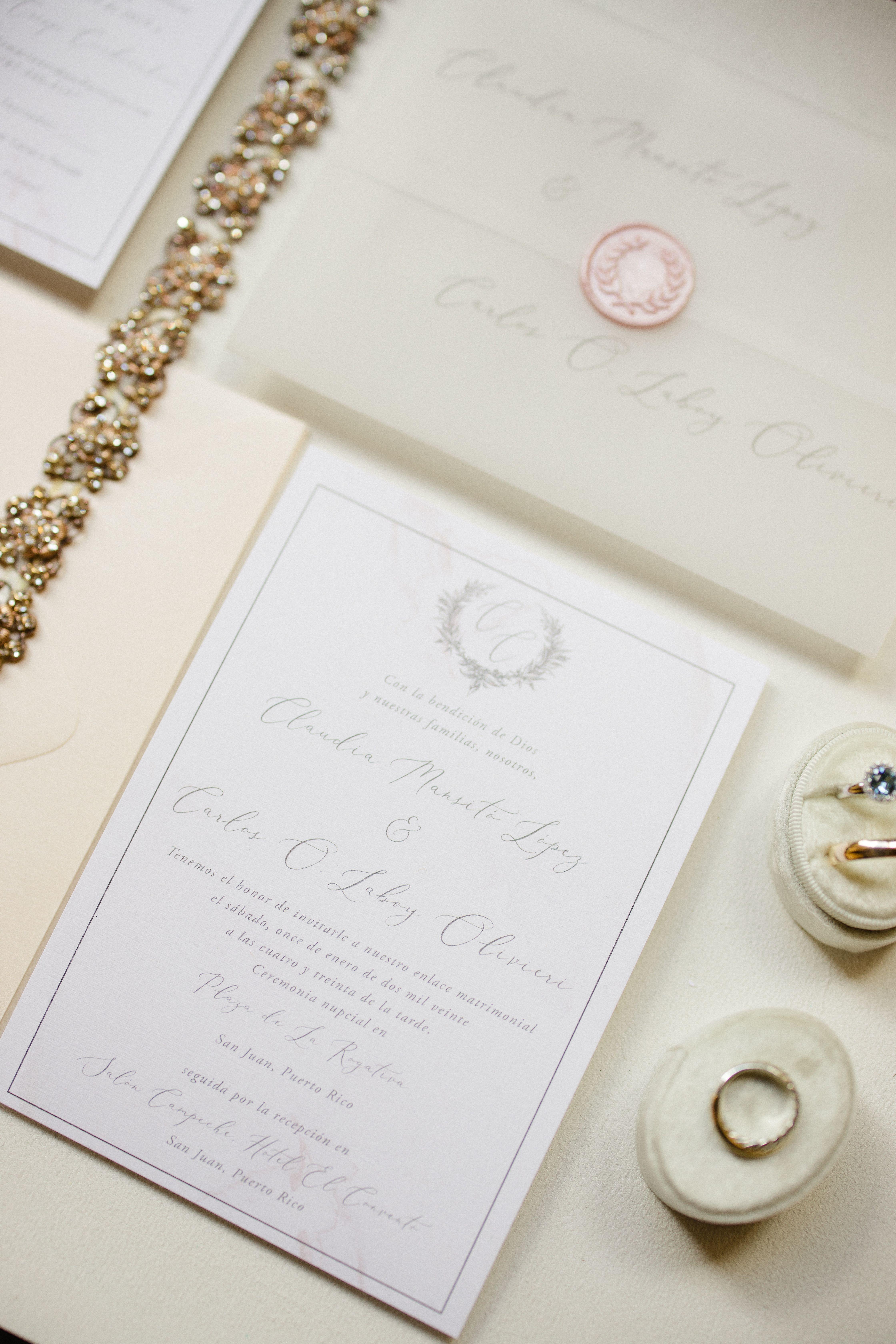 Invitaciones: Paper Crafts (Vanessa Velez)